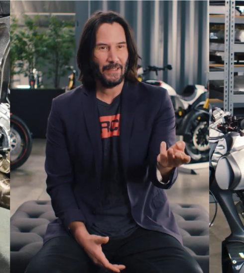 ARCH Motorräder - die Marke von Keanu Reeves